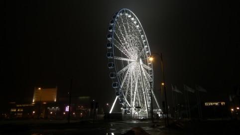 Göteborgshjulet - Göteborské koleso