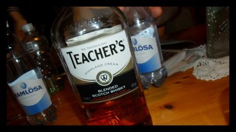 Koniec dňa zaistil aj pán Teacher