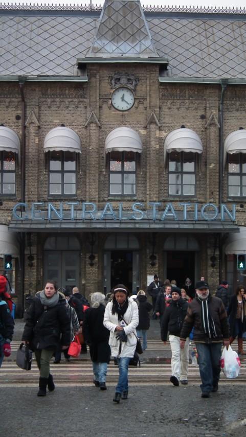 Hlavná stanica v Göteborgu