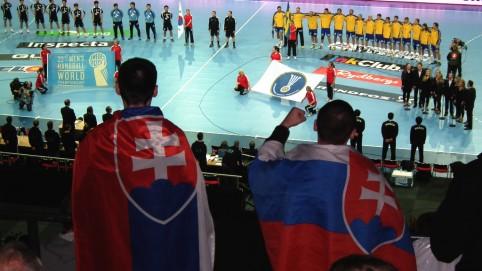 Zápas Švédska s Južnou Kóreou sa hral vo výbornej atmosfére.