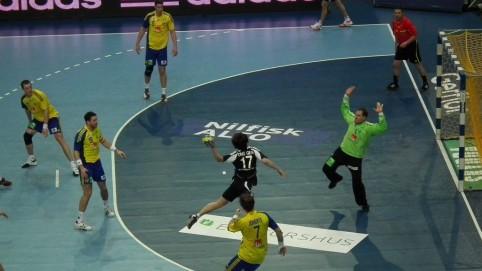 Momentky zo zápasu Švédsko - Južná Kórea